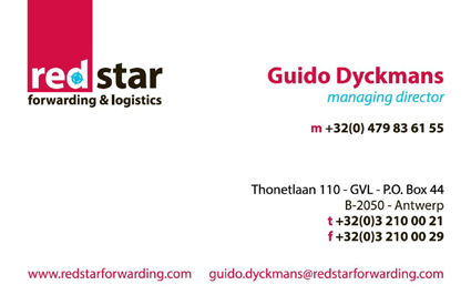 Call or mail Guido Dyckmans directly
